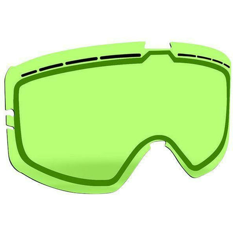 509 Kingpin Goggle Replacement Lens - Green Yellow