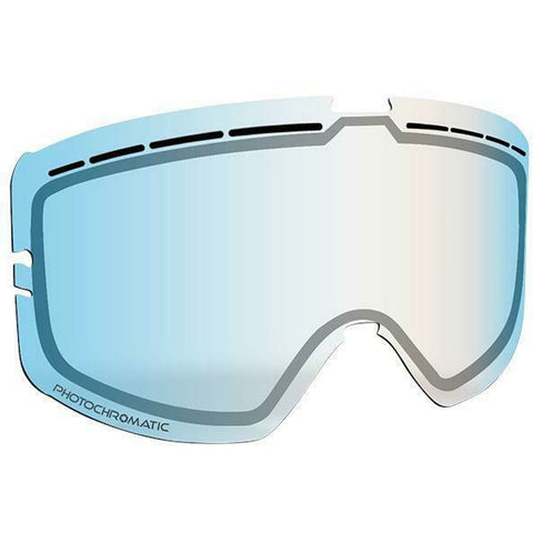 509 Kingpin Goggle Replacement Lens - Photochromatic Clear to Blue TInt