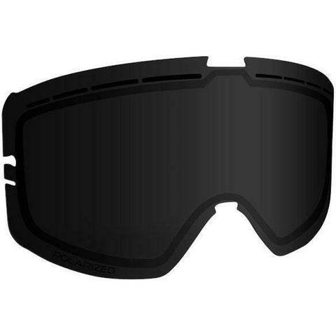 509 Kingpin Goggle Replacement Lens - Polarized Smoke Tint