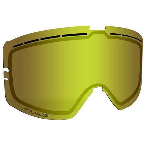 509 Kingpin Goggle Replacement Lens - Polarized Yellow