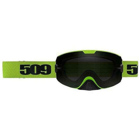 509 Kingpin Offroad Goggle | 509 Motocross Goggles Goggles 509 Lime Smoke