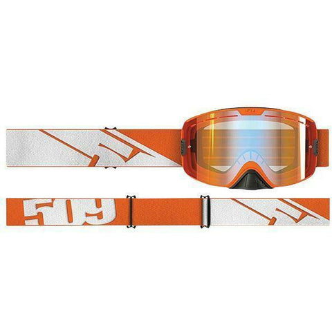509 Kingpin Offroad Goggle | 509 Motocross Goggles Goggles 509 Orange Drift