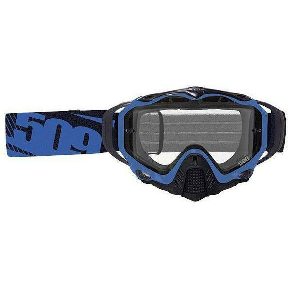 509 Sinister MX-5 Enduro Offroad Goggles | 509 Motocross Goggles Goggles 509 Blue