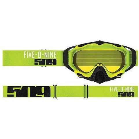 509 Sinister MX-5 Offroad Goggles | 509 Motocross Goggles Goggles 509 Hi-Vis Spark