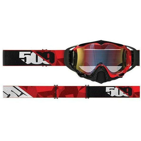 509 Sinister MX-5 Offroad Goggles | 509 Motocross Goggles Goggles 509 M90 Red
