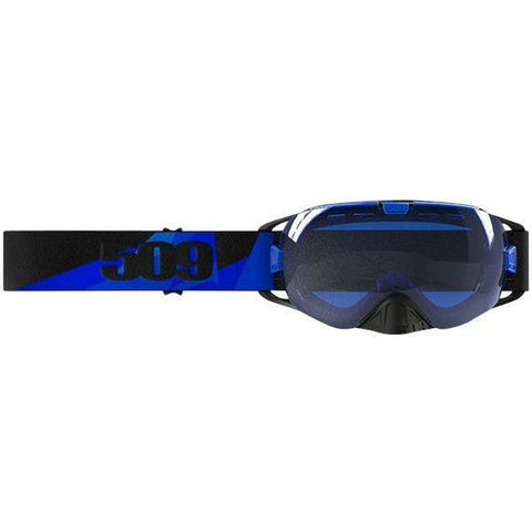 509 Revolver Snow Goggle Goggles 509 2017 Blue Triangles Blue TInt