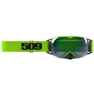 509 Revolver Snow Goggle Goggles 509 2017 Lime Green Tint