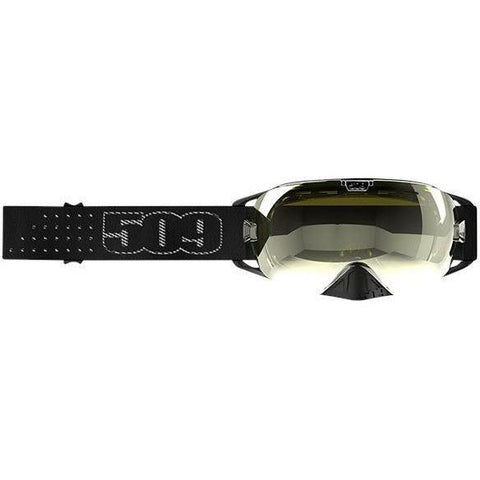 509 Revolver Snow Goggle Goggles 509 2018 Chromium Chrome Mirror/Yellow Tint