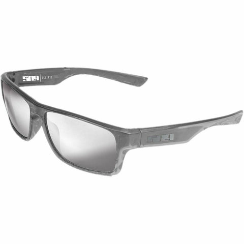 509 Eclipse Sunglasses Sunglasses 509 Lucent Gray (Polarized Chrome Mirror)