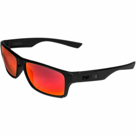 509 Eclipse Sunglasses Sunglasses 509 Matte Black (Polarized Fire Mirror)