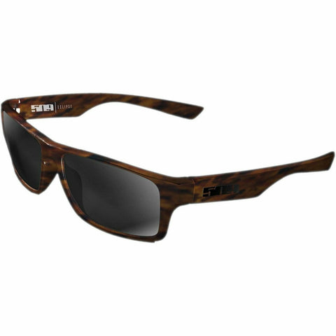 509 Eclipse Sunglasses Sunglasses 509 Tortoise (Polarized Smoke)
