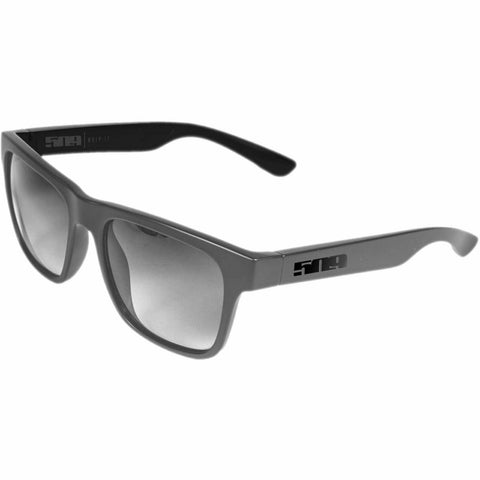 509 Whipit Polarized Sunglasses - Matte Gray/Chrome Mirror