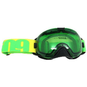 509 Revolver Snow Goggle Goggles 509 2017 Neon Lime Green Tint