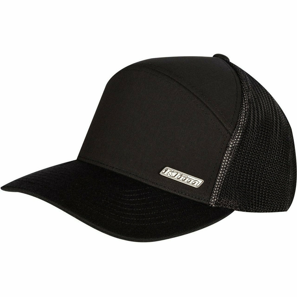Klim Gated Hat 21 Klim 2021 Black