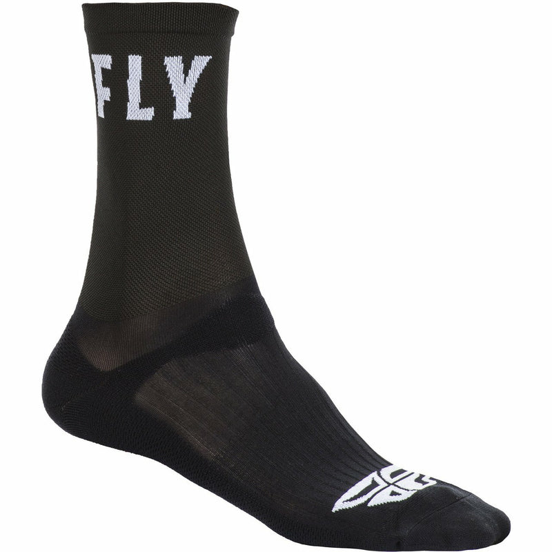 Fly Racing Crew Socks 2020 Fly 2020 BLACK SM/MD