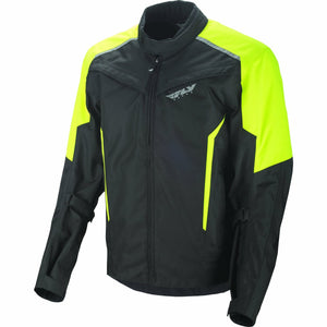 Fly Racing Baseline Jacket Jacket Fly Racing HI-VIS/BLACK 4X