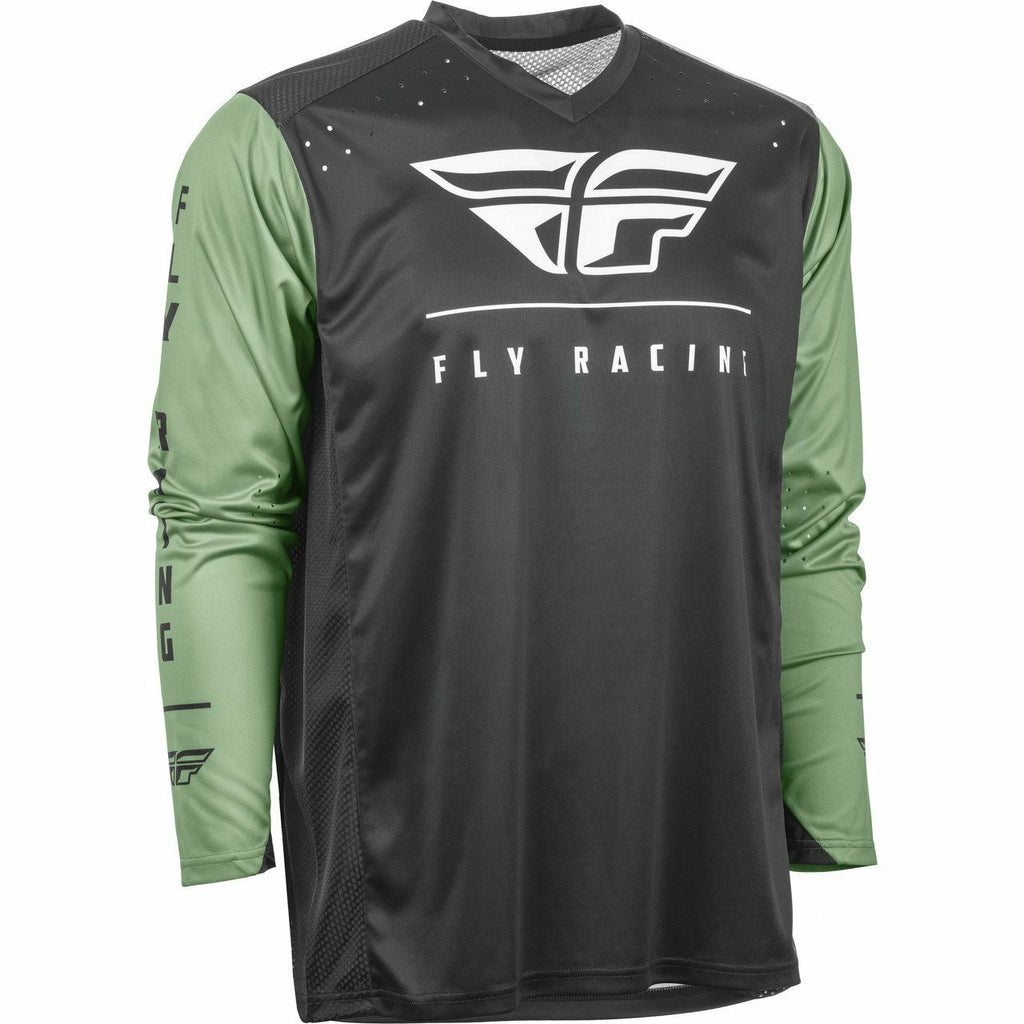 Fly Racing Radium Jersey 21 Fly Racing 2021 Black/Sage 21 2X
