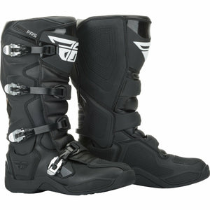 Fly Racing FR5 Boots Footwear Fly Racing BLACK 12