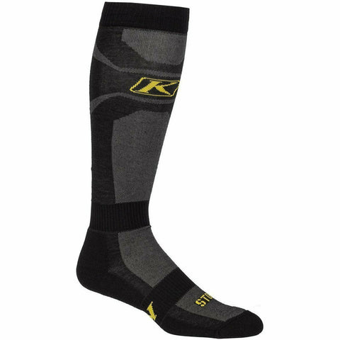 Klim Vented Sock Footwear Klim Black SM
