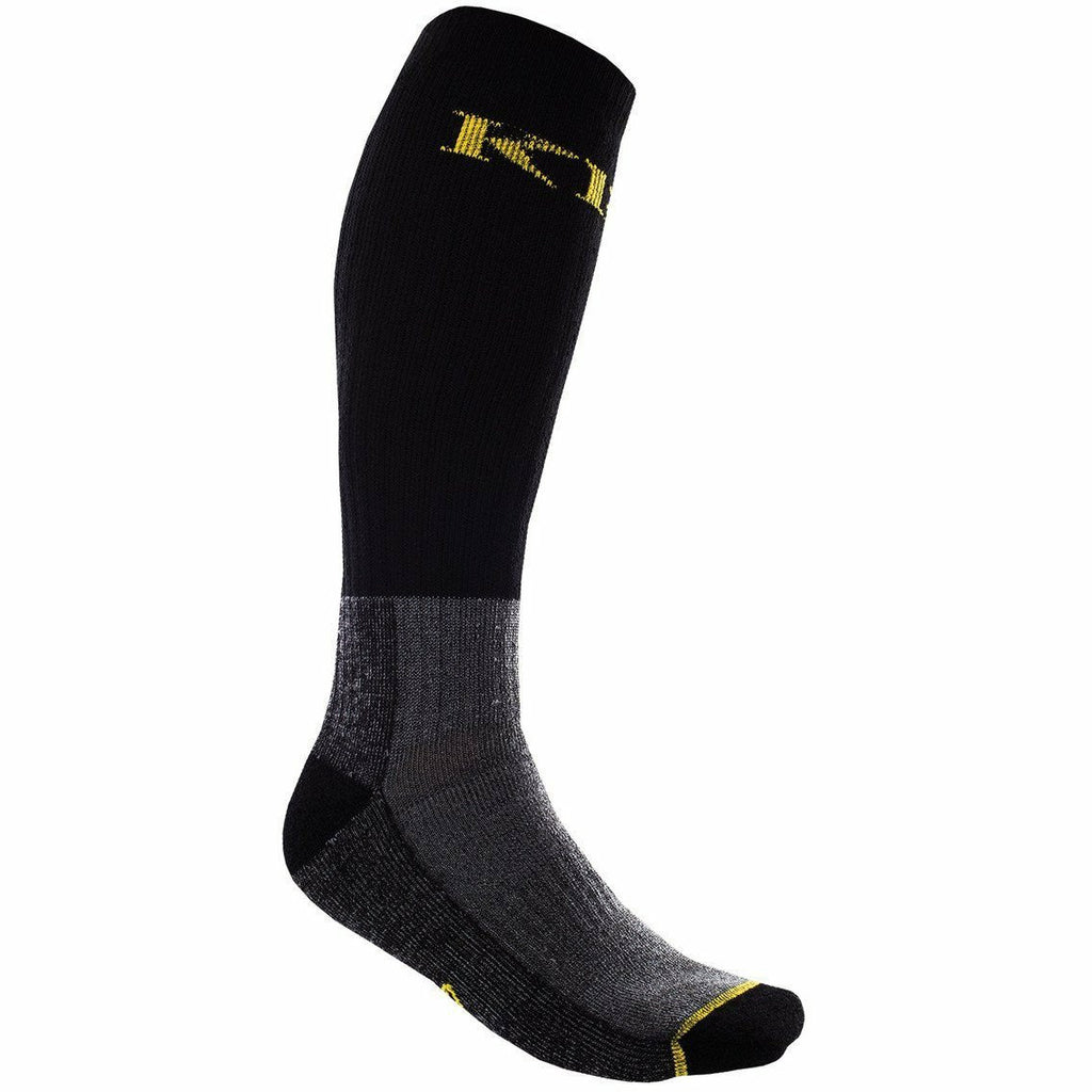 Klim Mammoth Sock Footwear Klim Black SM