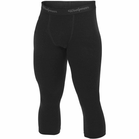 TOBE 3/4 Long Johns M's LITE TOBE 3/4 Long Johns M's LITE Black S