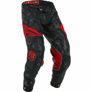 Fly Racing Evolution DST Pants Fly Racing Off-Road Red/Black 28