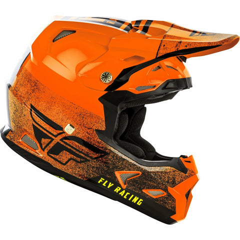 FLY RACING TOXIN MIPS C/W EMBARGO HELMET Helmet Fly Racing