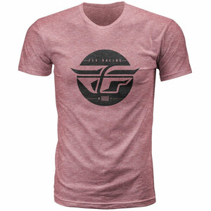 Fly Racing Inversion Tee 2020 Fly 2020 WINE SNOW 2X