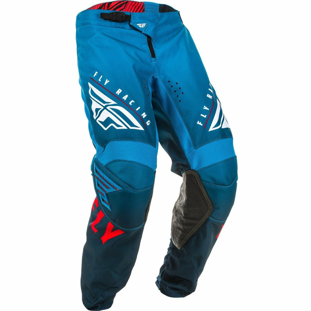 Fly Racing Kinetic K220 Pants Fly Racing Off-Road Blue/White/Red 28