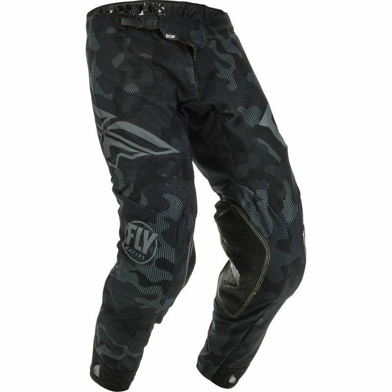 Fly Racing Evolution DST Pants Fly Racing Off-Road Black/Grey 28