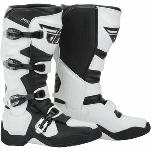 Fly Racing FR5 Boots Footwear Fly Racing WHITE 13