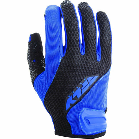 Fly Racing Coolpro II Gloves Gloves Fly Racing BLUE/BLACK SM