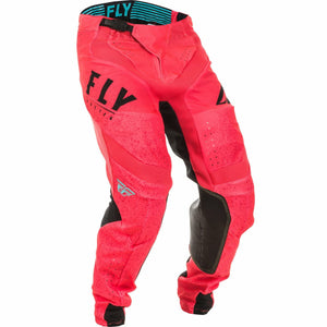 Fly Racing Lite Pants Fly Racing Off-Road Coral/Black/Blue 28
