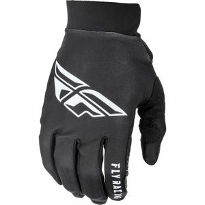 Fly Racing Pro Lite Gloves Fly Racing Off-Road Black/White 7