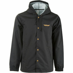 Fly Racing Coaches Jacket Jacket Fly Racing BLACK LG