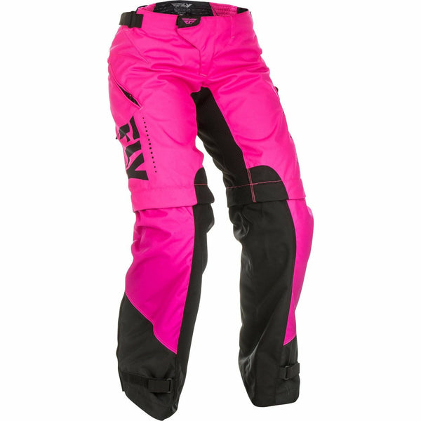 Fly Racing Women's Motocross Over Boot Pants