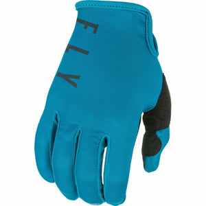 Fly Racing Lite Gloves 21 Fly Racing 2021 BLUE/GREY 7