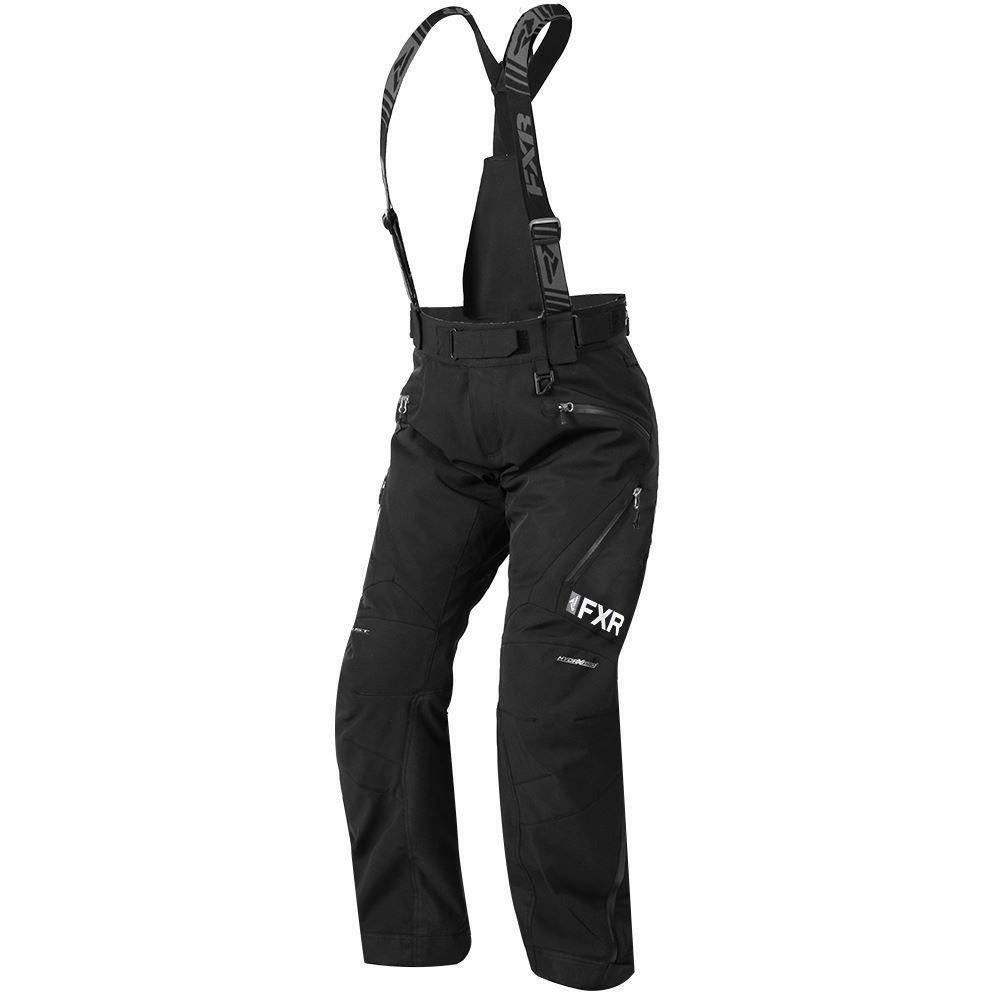 FXR Renegade FX Women's Pant 2020 Pants & Bibs FXR 2020 Black 4