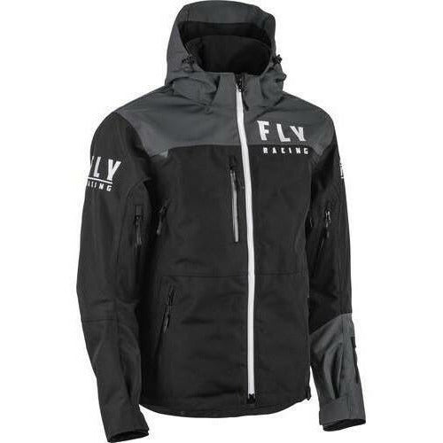 Fly Racing Carbon Jacket 21 Jacket Fly Racing Black/Grey 21 2X
