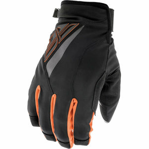 Fly Racing Title Gloves Fly Racing Off-Road Black/Orange 7