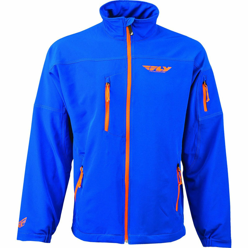 Fly Racing Win-D Jacket Jacket Fly Racing BLUE LG