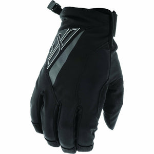 Fly Racing Title Gloves Fly Racing Off-Road Black 14