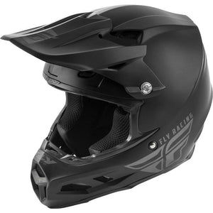 Fly Racing F2 Carbon MIPS Solid Helmet Helmet Fly Racing Matte Black LG