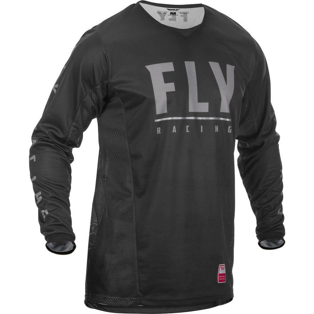 Fly Racing Patrol Jersey Fly Racing Off-Road Black 2X