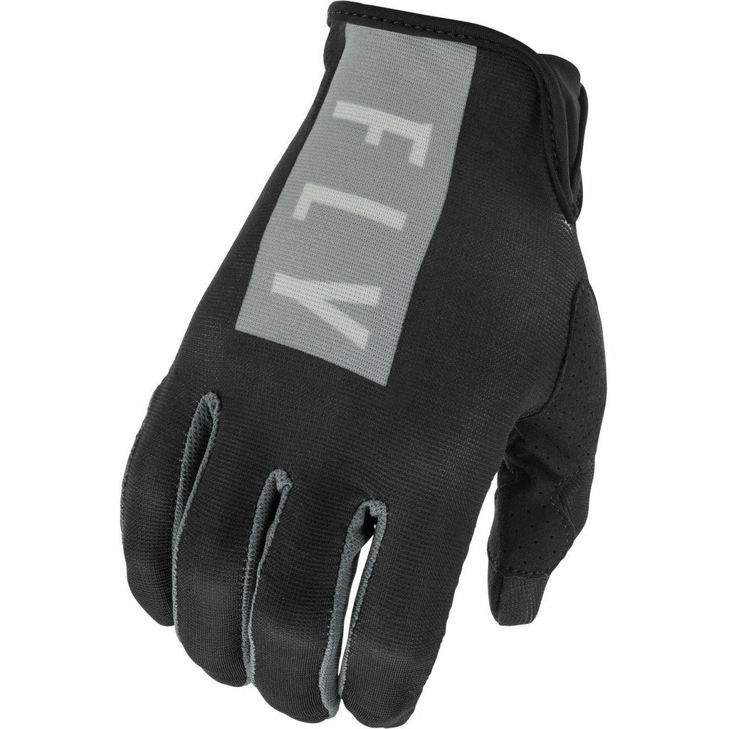 Fly Racing W Lite Gloves 21 Fly Racing 2021 BLACK/GREY 5