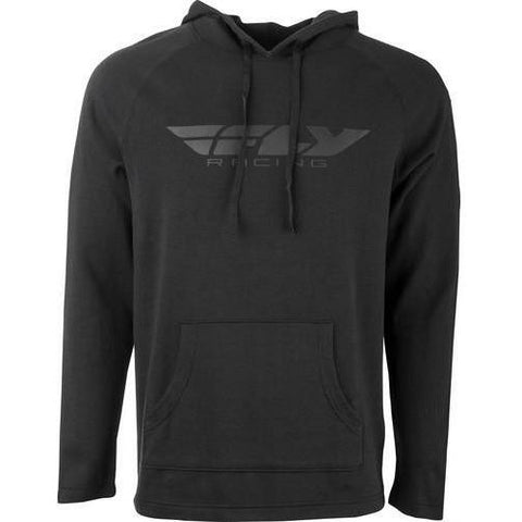 Fly Racing Lightweight Hoodie Hoodie Fly Racing Black S