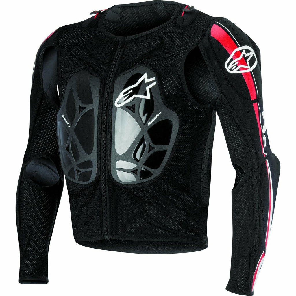 Alpinestars Bionic Pro Jacket ALPINESTARS BLACK/RED/WHITE 2XL
