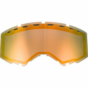 Fly Racing 2019 Zone/Focus Snow Goggle Replacement Vented Lens Accessories Fly Racing ORANGE MIRROR/SMOKE