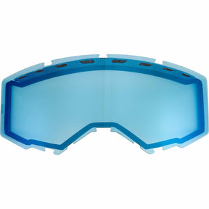 Fly Racing 2019 Zone/Focus Snow Goggle Replacement Vented Lens Accessories Fly Racing SKY BLUE