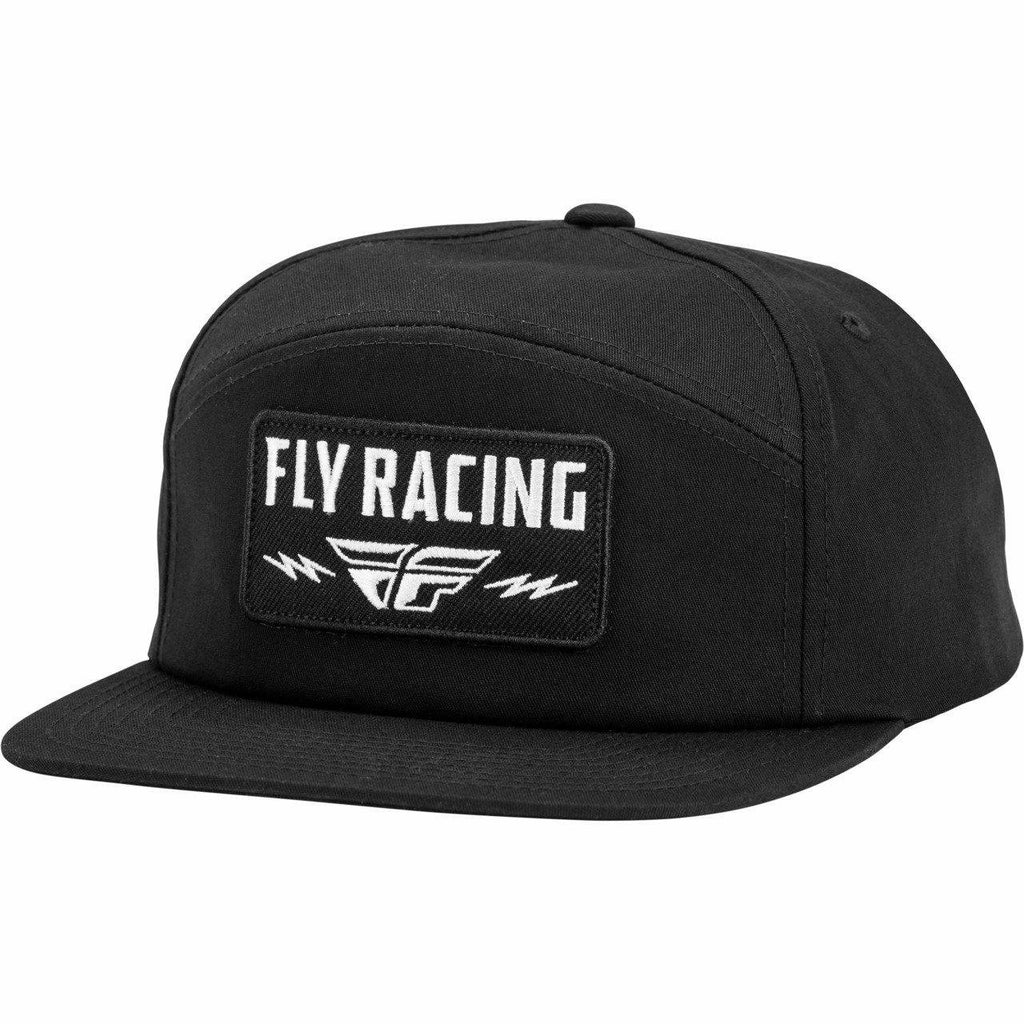 Fly Racing Bolt Hat 21 Hat Fly Racing BLACK OS